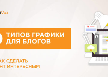 10 типов графики для блогов | DigiVox.by